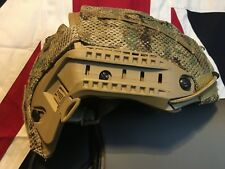Crye Precision style Airframe Helmet Cover Size Large Multicam