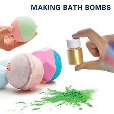 15 Colors Bath Bomb Pearl Slime Coloring Mica Powder Soap Dye Makeup Pigment Set