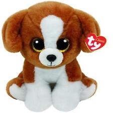 Ty Beanie Babies 90243 Snicky the Brown Dog Buddy Classic