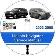 2004 lincoln navigator service manual pdf