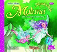 MALUNA MONDSCHEIN.EIN MAGISCHER SCHULTAG - SCHÜTZE,ANDREA  2 CD NEW