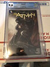 Batman 50 Cgc 9.6 Dell Otto