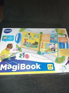 Vtech Magibook Learning System (French )