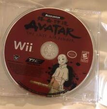 Avatar: The Last Airbender (Nintendo Wii, 2006)