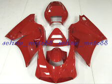 FAIRING Set Body Fit For Ducati 1994-2002 916 748 996 Injection Plastic Kit Red