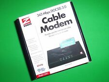 Zoom Cable Modem  mod. 5341 - 343 Mbps DOCSIS 3.0 XFINITY - Time Warner Cable