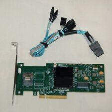 LSI MegaRAID MR SAS 9240-4i 4-Port 4-Kanal SAS SATA 6 GB/s Raid Controller PCI-E