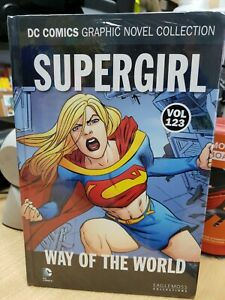 DC Comics Graphic Novel Collection #123 Supergirl Way of the World