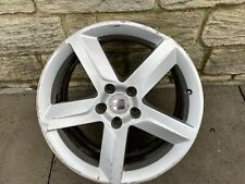 "Seat Exeo 18"" 5x112 Single Alloy Wheel / Replacement / Spare"