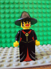 Lego Minifig ~ Fright Knights Witch Willa ~ Vintage Classic Castle #ujhgb