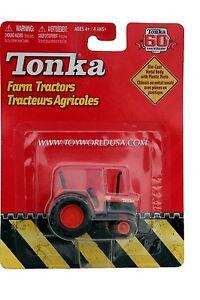 2007 Tonka 60th Anniversary Farm Tractors Orange with Orange Wheels