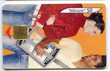 TELECARTE 50  FRANCE TELECOM