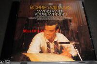 ROBBIE WILLIAMS cd SWING when you're winning Kurt Weill Duke Ellington Nat King
