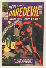 Daredevil #10 - ''While the City Sleeps'' - 1965 Grade F+  WH