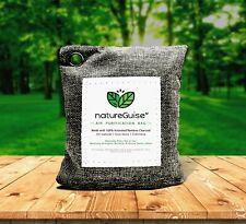 Bamboo Charcoal Air Purifying bags, Odor Deodorizer & Car Air Freshener