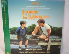 Laserdisc {k} * Looking For Miracles * Greg Spottiswood Zachary Bennett Disney