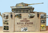 FORCES OF VALOR 1/16 85001 King Tiger Ausf. B Tank EXTREME METAL SERIES