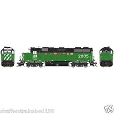 Athearn # G40533 GP38-2 Burlington Northern/Pacific Pride Engine # 2085  HO MIB
