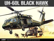 Academy 1/35 Plastic Model Kit UH-60L BLACK HAWK Helicopter #12111