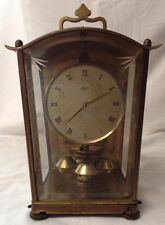 Aug Schatz & Sohne 400 Day Anniversary Carriage Clock Model 53 Germany