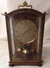 Aug Schatz & Sohne 400 Day Anniversary Carriage Clock Model 53 Germany