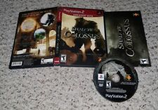 Shadow of the Colossus (PlayStation 2 PS2) COMPLETE TESTED FAST SHIP