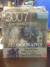 GUNDAM FIX FIGURATION ZEONOGRAPHY #3007 MS-11 ACT ZAKU