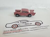 1979 MATCHBOX SUPERFAST No4 '57' CHEVY Bel Air - MADE IN ENGLAND