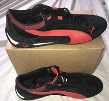 Puma Trainers Men's Fast Cat Suede Shoes Size 11.5 NEW