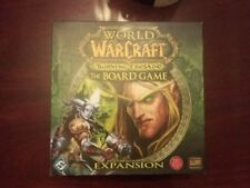 World of Warcraft Burning Crusade Board Game Expansion (Never Played)