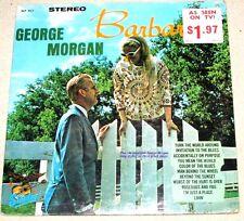George Morgan Barbara 1968 Starday Sealed LP