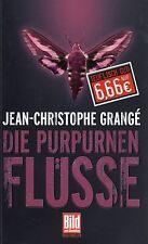 DIE PURPURNEN FLÜSSE - Jean-Christopher Grange - BILD Sonderedition BUCH