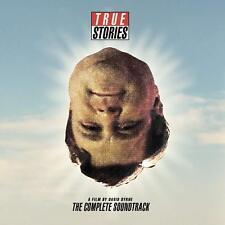 True Stories a Film by David Byrne Complete Soundtrack CD 2018