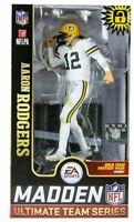 Aaron Rodgers Green Bay Packers NFL Madden 19 Figure EA Sports NIB McFarlane Toy