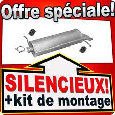 Silencieux Arriere Citroen C5 2.2 HDi Hayon Break 133CH 2001 échappement ALK