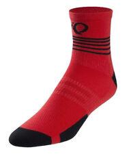 Pearl Izumi 2018 Elite Bike Cycling Socks Rogue Red Large (41-44 US 8-10)
