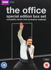 The Office - Complete Series 1 & 2 and the Christmas Specials (DVD)