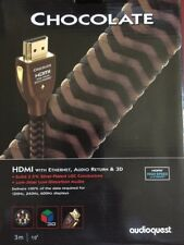 Audioquest HDMI Chocolate 3m cable