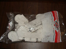 DISHWASHER ROLLER 4 PIECE SET (WHITE) 8268822  FREE SHIPPING!!
