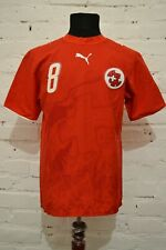Switzerland National Team 2006/2007 Home Football Shirt Soccer Jersey Trikot