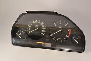 BMW E34  EURO 240 km/h Diesel  Speedometer  Instrument Cluster Tacho