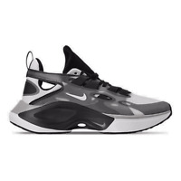 Men's Nike Signal D/MS/X Casual Shoes Black/White/Football Grey/Pale Vanilla AT5