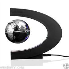 C-Form LED Weltkarte Dekoration Magnetic Levitation Schwebender Globus Licht