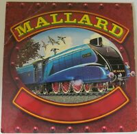 MALLARD Mallard UK 11 Track 1975 LP 1st Press A2 B2 Matrix EX Cond