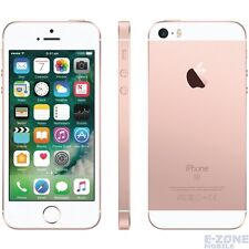 Apple  iPhone SE   4G LTE Rose Gold 32GB Unlocked Mobile Phone