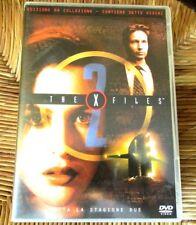 THE X FILES-STAGIONE UNO - STAGIONE DUE COFANETTI DA COLLEZIONE DVD