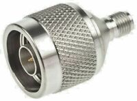 SMA Female to N Type Male F/M Straight Adapter RF Coaxial Connector