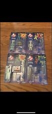 The Real Ghostbusters Retro 2020 Kenner Exclusive Walmart Set Of 4