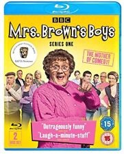 Mrs Browns Boys - Series 1 (Blu-ray + DVD Bonus Disc)[Region 2]