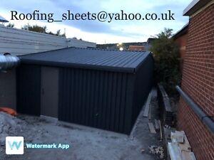 Steel Buildings,car Ports, Car Wash Bays,valeting Bays Portal Frames